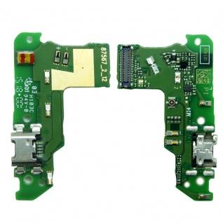 Für Huawei Y6 2018 Ladebuchse Micro USB Dock Platine Board Ersatzteil Ersatz