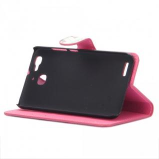 Schutzhülle Muster 32 für Huawei P9 Bookcover Tasche Case Hülle Wallet Etui Neu - Vorschau 2