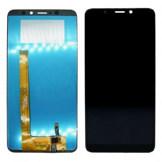 Für Wiko View XL Display Full LCD Touch Ersatzteil Reparatur Schwarz Ersatz Neu