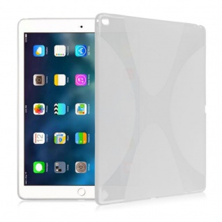 Schutzhülle Silikon XLine Transparent für Apple iPad Pro 10.5 2017 Tasche Case