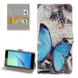 Schutzhülle Muster 79 für Huawei Nova Bookcover Tasche Case Hülle Wallet Etui
