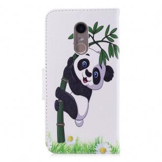 Für Huawei P20 Lite Kunstleder Tasche Book Motiv 34 Schutz Hülle Case Cover Etui - Vorschau 5