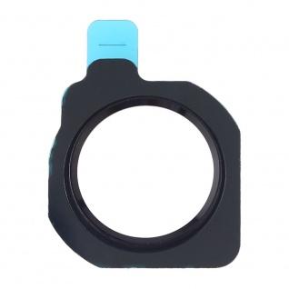 Home Button Protection Ring für Huawei P Smart Plus / Nova 3i Schwarz Schutz