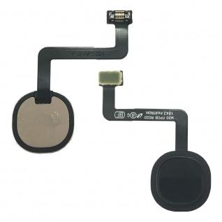 Fingerprint Sensor für Samsung Galaxy M20 6.3 Schwarz Ersatz Zubehör Reparatur
