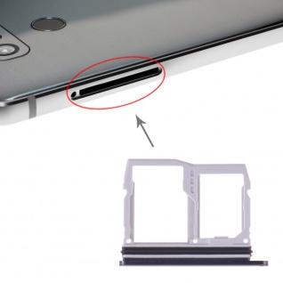 Sim Karten Halter für LG G6 Card Tray Schwarz Ersatzteil Schlitten Reparatur