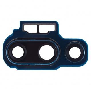 Für Huawei P20 Pro Blau Camera Lens Cam Schutz Protect Ersatzteil Reparatur