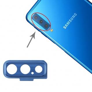 Cam Lens für Samsung Galaxy A7 2018 Blau Kamera Linse Schutz Ersatz Reparatur