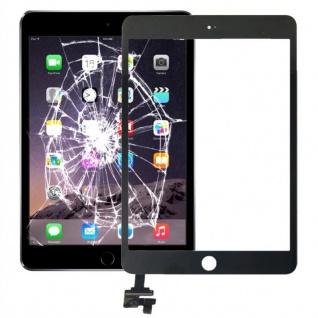 Touch Screen Glas Display Schwarz IC Chip kompatibel für Apple iPad Mini 3 Tape