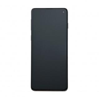 Samsung Display Full LCD Komplettset GH82-18850A Schwarz für Galaxy S10 G973F 6.1 Zoll - Vorschau 3