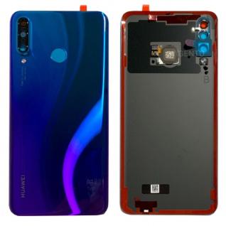 Huawei Akkudeckel Akku Deckel Batterie Cover Blau für P30 Lite 02352RPY Ersatz