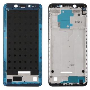Gehäuse Rahmen Mittelrahmen Deckel für Xiaomi Redmi Note 5 Schwarz Ersatzteil