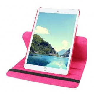 Schutzhülle 360 Grad Pink Tasche für Apple iPad Pro 9.7 Zoll Hülle Case Etui Neu