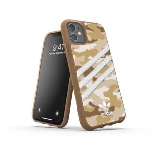 Adidas Silicone Case für iPhone 11 Camouflage Tasche Schutz Handy Hülle Case NEU