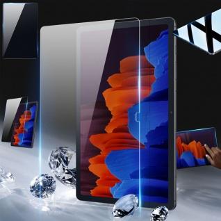 Für Samsung Galaxy Tab S7 Plus / S7 Lite 2x H9 Tempered Hart Glas Schutz Panzer Display
