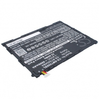 Akku Batterie Battery für Samsung Galaxy Tab A 9.7 T550 P550 usw. Ersatzakku Accu