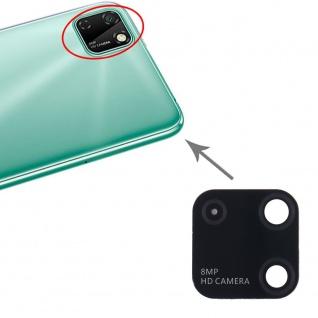 Für Huawei Y5p Camera Lens Schwarz Cam Schutz Protect Ersatzteil Reparatur