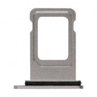 Für Apple iPhone 11 Simkarten Halter Card Tray Weiß White SD Card Ersatzteil