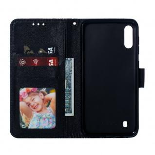 Für Samsung Galaxy A50 Kunstleder Tasche Wallet Motiv 32 Schutz Hülle Etuis Neu - Vorschau 2