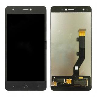 Für BQ Aquaris X / X Pro Display Full LCD Touch Screen Ersatz Reparatur Schwarz - Vorschau 2