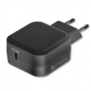 Universal Ladegerät 18W USB Typ C + Lightning 50% schneller Lade Stecker Kabel - Vorschau 3