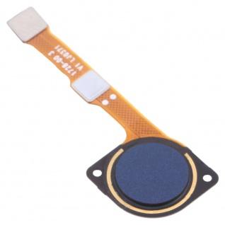 Fingerprint Sensor für Nokia 5.4 Schwarz Home Button Ersatzteil Reparatur Taste