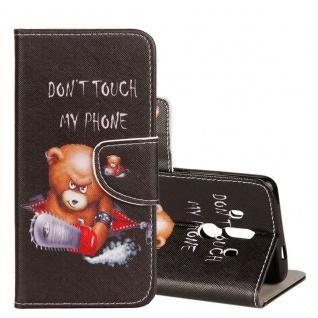 Schutzhülle Motiv 33 für Huawei Mate 10 Pro Tasche Hülle Case Zubehör Cover Neu