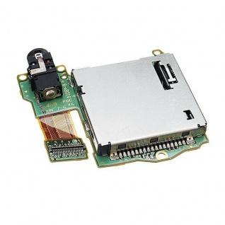 Für Nintendo Switch Game Card Sockelteil PCB + Kopfhörerbuchse Ersatz Reparatur