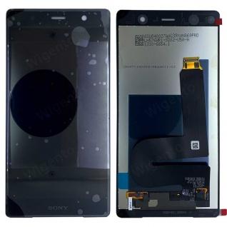 Sony Display LCD für 1310-6651 Xperia XZ2 Premium Reparatur Ersatzteil Schwarz