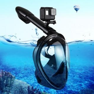 Tauch Maske Schnorchel Ausrüstung Urlaub für GoPro HERO5 / 4 / 3+ / 3 / 2 / 1