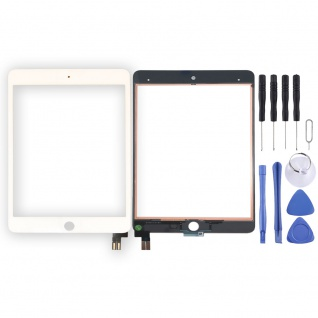 Für Apple iPad Mini 5 7.9 Touch Glas Display Digitizer für LCD Display Weiß Neu