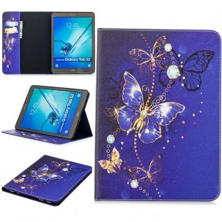 Schutzhülle Motiv 33 Tasche für Samsung Galaxy Tab S4 10.5 T830 T835 Hülle Cover
