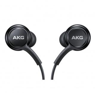 Samsung EO-IC100 USB-C Kopfhörer Headphones Schwarz Headset Smartphone Zubehör