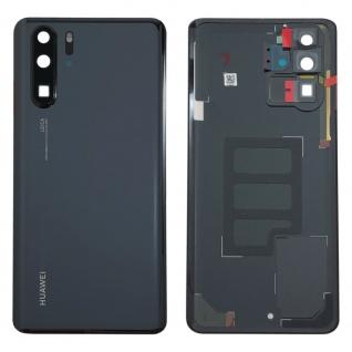 Huawei Akkudeckel Akku Deckel Batterie Cover Schwarz für P30 Pro 02352PBU Ersatz