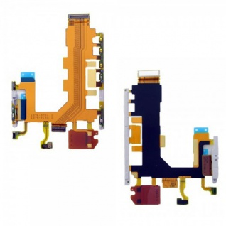 Sony Xperia Z2 D6502 Einschalt Volumentaste Flex Main Flex Ersatzteil Reparatur