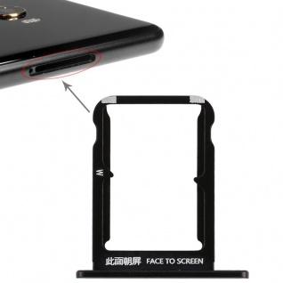 Für Xiaomi Mi Mix 2 Karten Halter Sim Tray Schlitten Ersatzteil Schwarz Neu Top