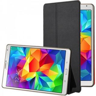 Smartcover Schwarz für Samsung Galaxy Tab S 8.4 T700 Hülle Case Cover Zubehör