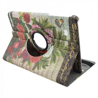 Schutzhülle 360 Grad Muster 37 Tasche für Samsung Galaxy Tab E 9.6 T560 Hülle