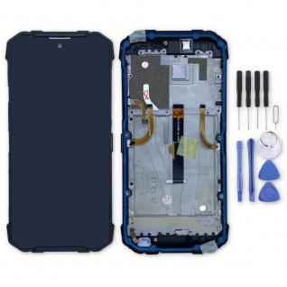 Für Doogee S96 Pro Display Full LCD Einheit Touch Ersatzteil Reparatur Schwarz