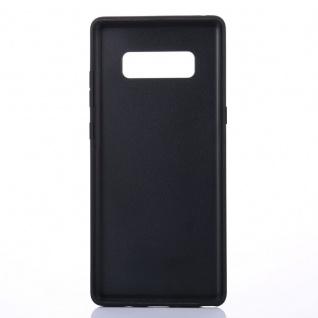 Hybridcase Carbon Schwarz Hülle für Samsung Galaxy Note 8 N950 N950F Tasche Neu - Vorschau 2