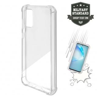 4smarts Hard Cover IBIZA für Samsung Galaxy S20+ Transparent Hülle Case Etui