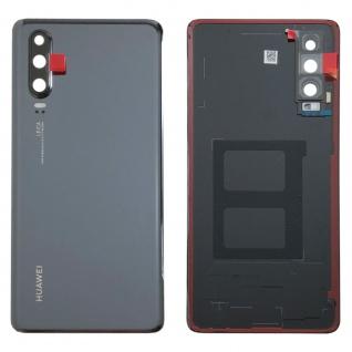 Huawei Akkudeckel Akku Deckel Batterie Cover Schwarz für P30 02352NMM Ersatz Neu