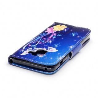 Tasche Wallet Premium Motiv 29 für Samsung Galaxy A8 2018 A530F Hülle Case Etui - Vorschau 2