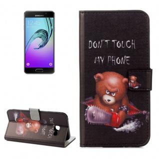 Schutzhülle Muster 23 für Samsung Galaxy A5 A520F 2017 Tasche Cover Case Hülle