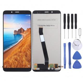 Für Xiaomi Redmi 7A Display LCD Einheit Touch Screen Ersatz Reparatur Schwarz