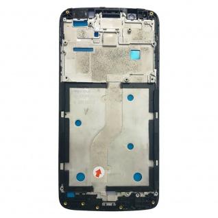 Gehäuse Rahmen Mittelrahmen Deckel für Motorola Moto G5 Grau Reparatur Neu - Vorschau 4