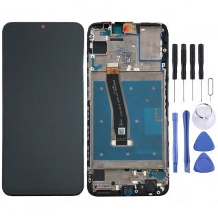 Für Huawei P Smart Plus 2019 Display Full LCD Touch Ersatz Reparatur Schwarz Neu