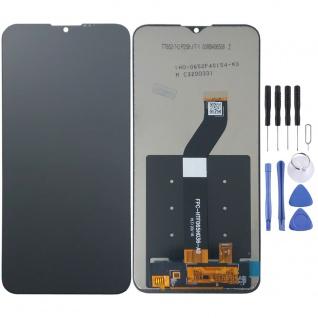 Für Motorola Moto G8 Power Lite Reparatur Full Display LCD Einheit Schwarz Neu