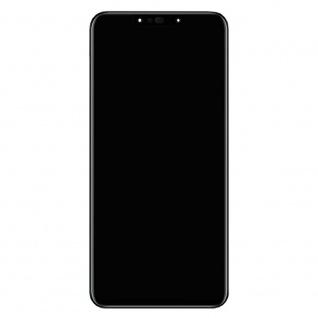 Huawei Display LCD Rahmen für P Smart Plus Service 02352BUE Schwarz Batterie Neu - Vorschau 3