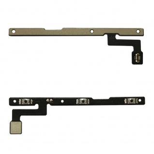 Für Google Pixel 3a Power und Lautstärke Button Flex Kabel Reparatur Schalter
