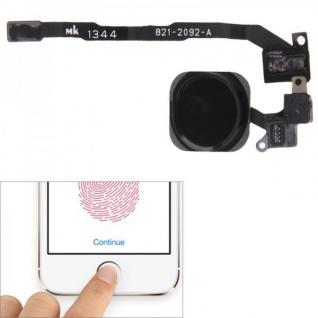 Kompatibel für Apple iPhone 5S Home Button Finger Touch ID Sensor Flex Kabel Neu